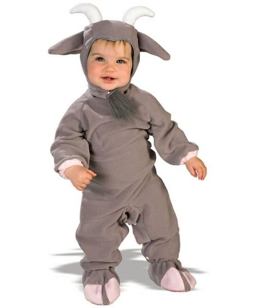 Billy Goat Costume