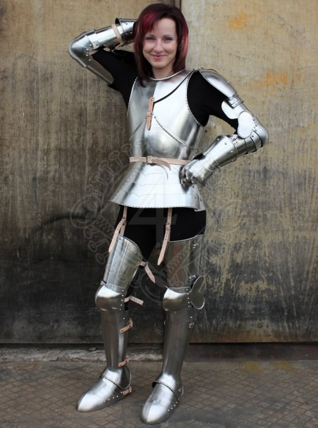 Ladies' Armor Joan Of Arc