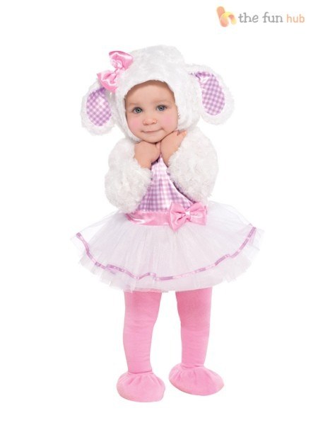 Boys Girls Baby Fancy Dress Up Animal Costume Halloween, 18 Month