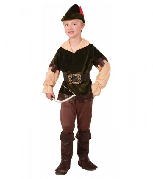 Robin Hood Archer Boys Costume