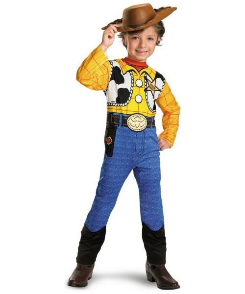 Woody Kids Disney Costume From Toy Story