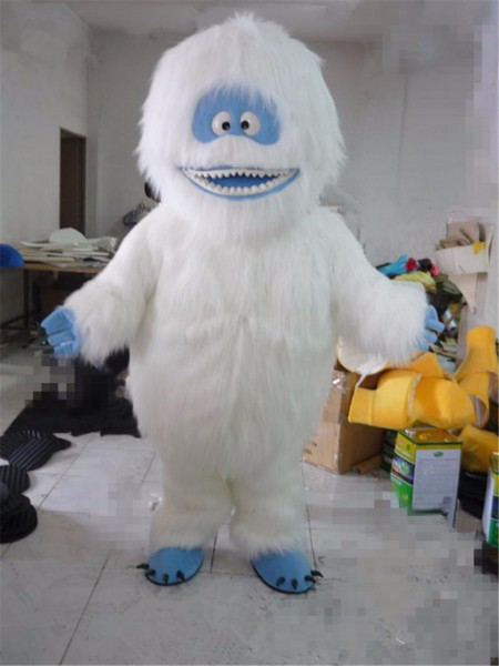 Bumble The Abominable Snowman Mascot Costume Christmas Party