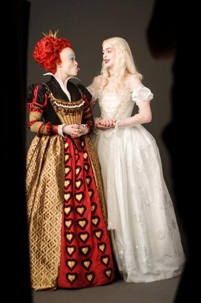 Alice In Wonderland (2010) Images Burton Hd Wallpaper And