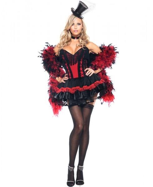 Sexy Speak Easy Saloon Girl Adult Costume