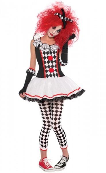Sexy Killer Clown Costume