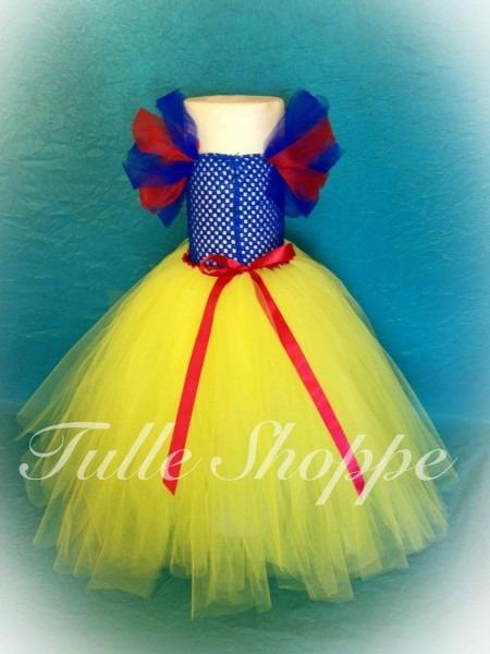 Snow White Tutu Dress