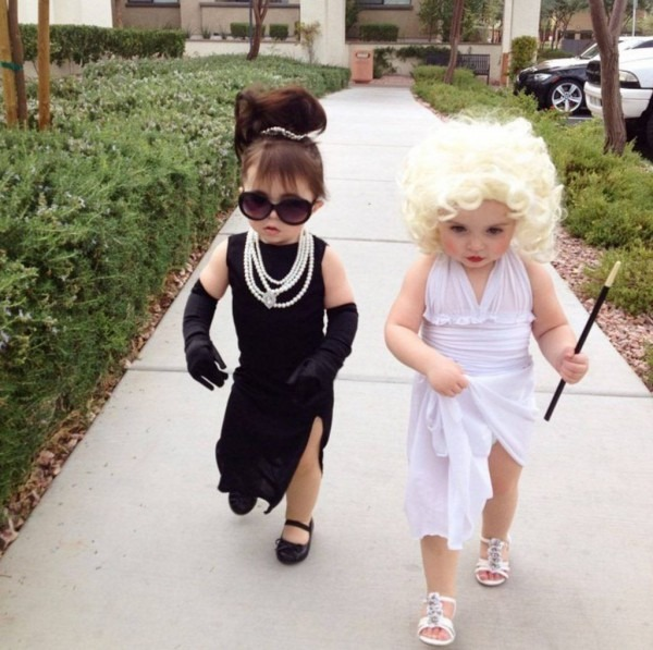 How Adorable Are These Baby Halloween Costumes! Love The Marilyn