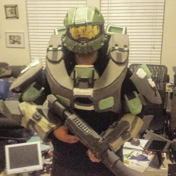 Halo 5  Guardians   Master Chief Costume