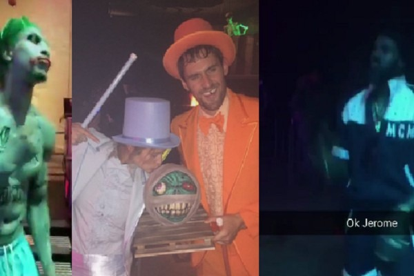 The 6 Best Costumes From Lebron James' Halloween Party, Ranked