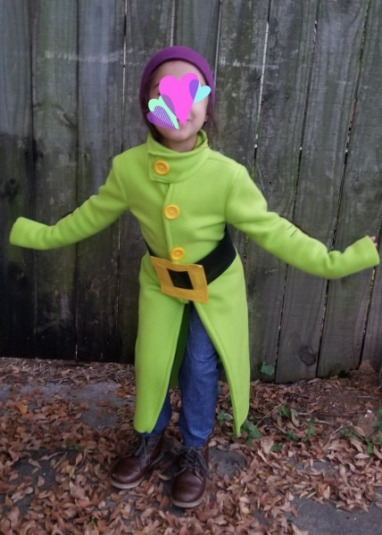This Is My Own Handmade Dopey (from Snow White) Costume Based On
