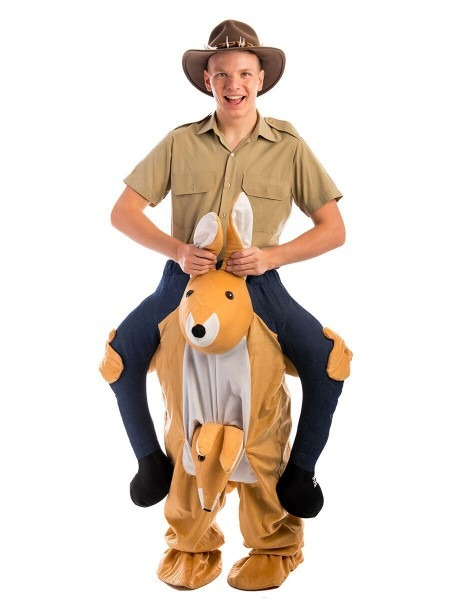 Kangaroo Carry Me Costume