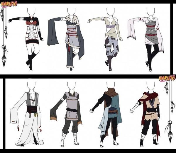 Cool Ninja Outfits