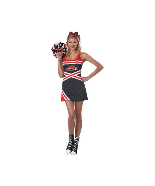 Cheerleader Classic Adult Costume