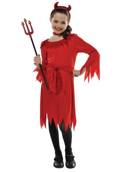 Child Lil Devil Costume