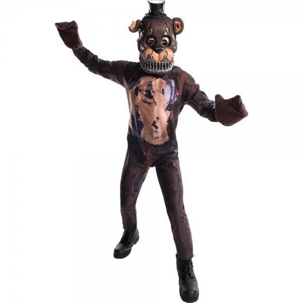 Shop Child Nightmare Freddy Fazbear Halloween Costume