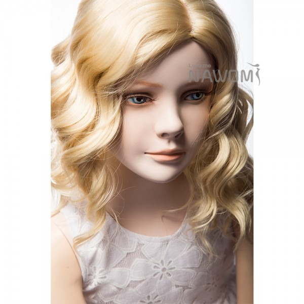 Children Lovely Princess Curls Wigs Baby Lovely Princess Synthetic