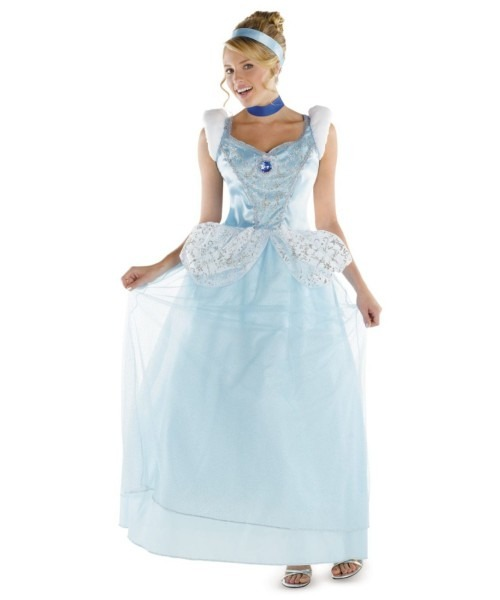 Cinderella Disney Princess Adult Costume