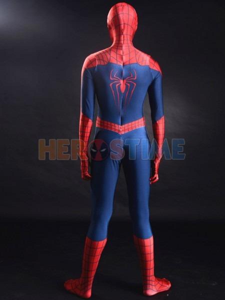 Classic Spiderman Costume 3d Printing Superhero Fullbody Cosplay