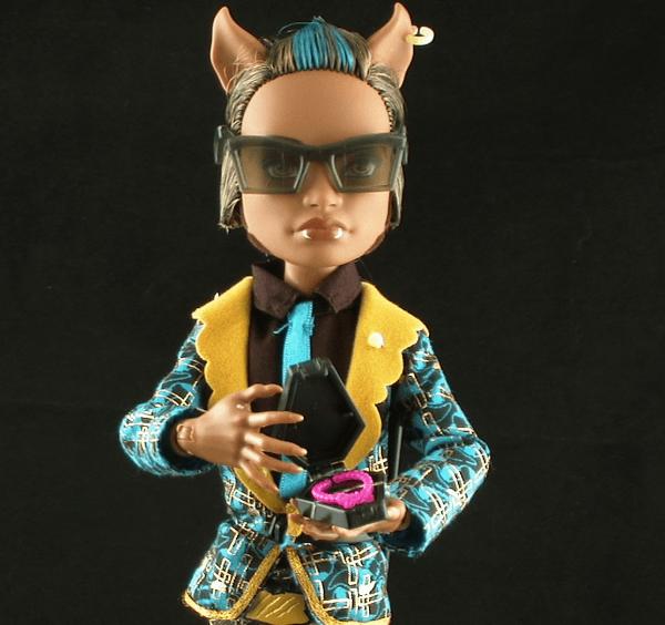 Mattel Monster High Sweet 1600 Clawd Wolf Doll Review