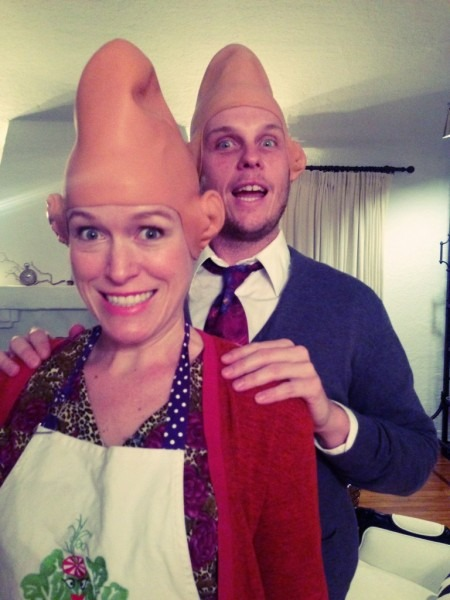 The Coneheads Reboot