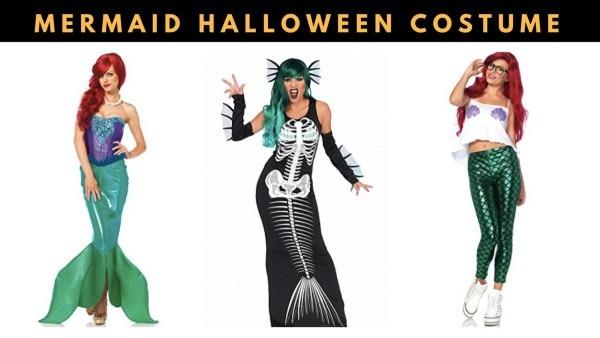 Mermaid Halloween Costume Ideas And Accessories