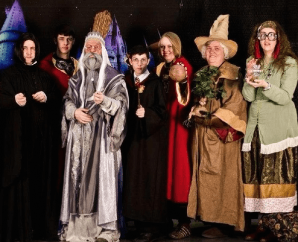 Harry Potter Costume Contest In Chestnut Hill 2016