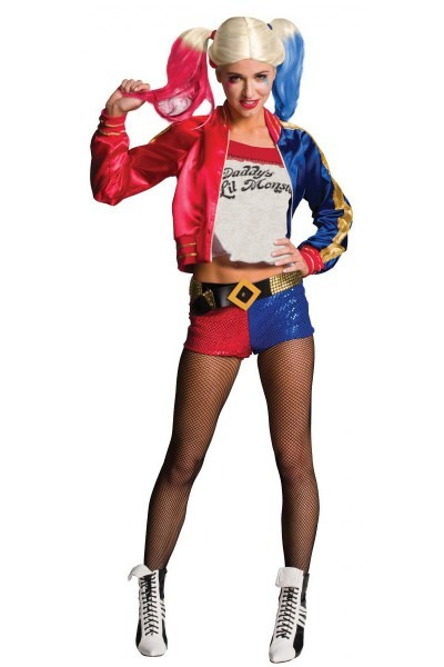 Sexy Adult Harley Quinn Costume