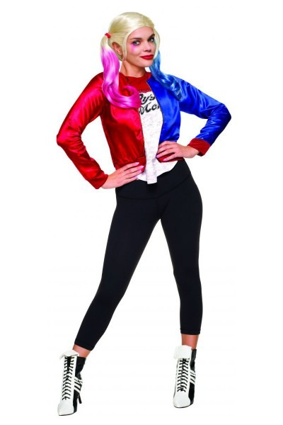 Sexy Adult Harley Quinn Costume Kit