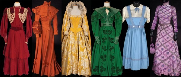Enchanted Serenity Of Period Films  Fashion