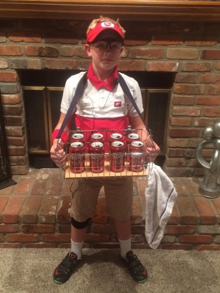 Larry The Dr Pepper Guy Is A Good Halloween Costume