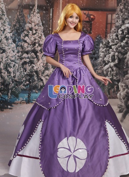 Custom Made Sofia Princess Dress Princess Sophia Costume Dress
