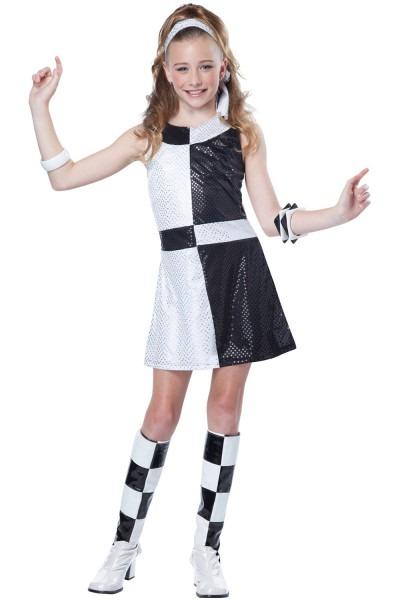 60's Mod Chic Tween Costume