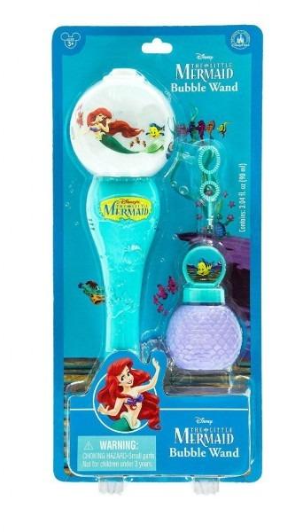 Disney Ariel Bubble Wand