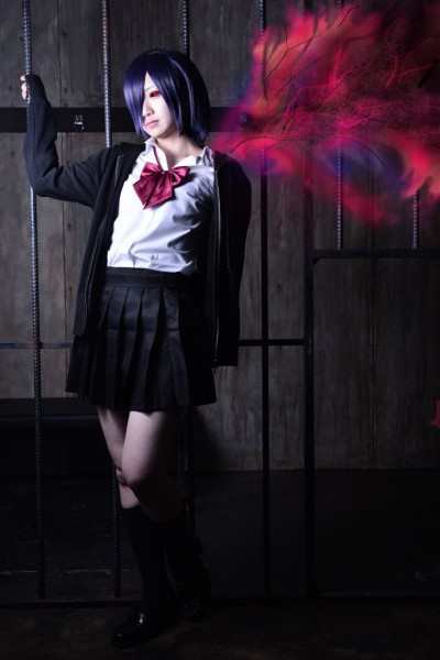 Tokyo Ghoul Cosplay[30+pics] Ken Kaneki, Kisho Arima, Touka