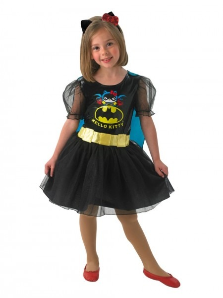 Hello Kitty Batgirl Costume