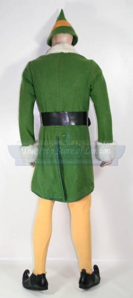 Buddy The Elf (will Ferrell) Costume