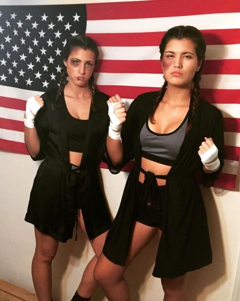 Diy Boxer Halloween Costume