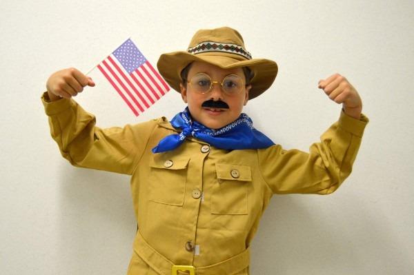 22 Teddy Roosevelt Costume For Kids, Teddy Roosevelt Costume Kit