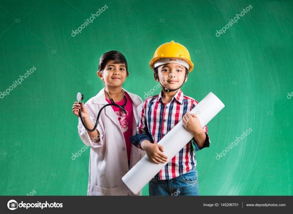 Kids And Education Concept