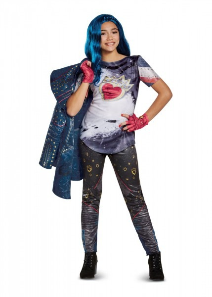 Descendants 2 Evie Girls Costume