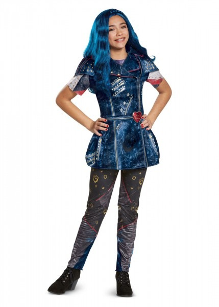 Descendants 2 Evie Costume