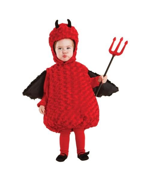Devil Kid's Lil Costume