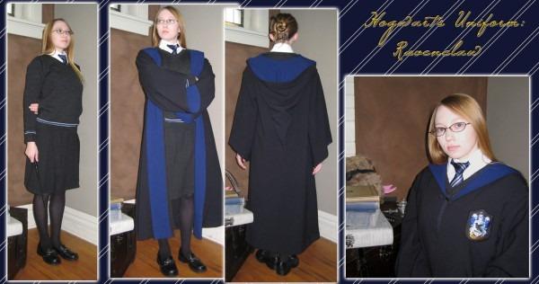 Rebel's Haven  Ver's Costume Journal  Hogwarts School Uniform