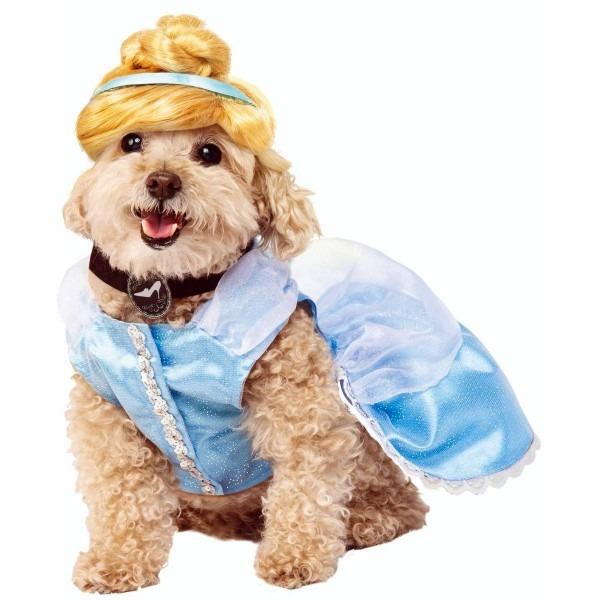 Disney Cinderella Dog Costume By Rubies