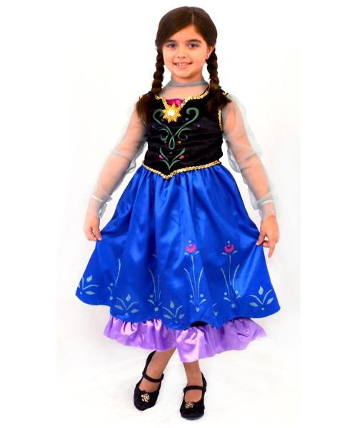 Disney Frozen Anna Toddler Kids Costume