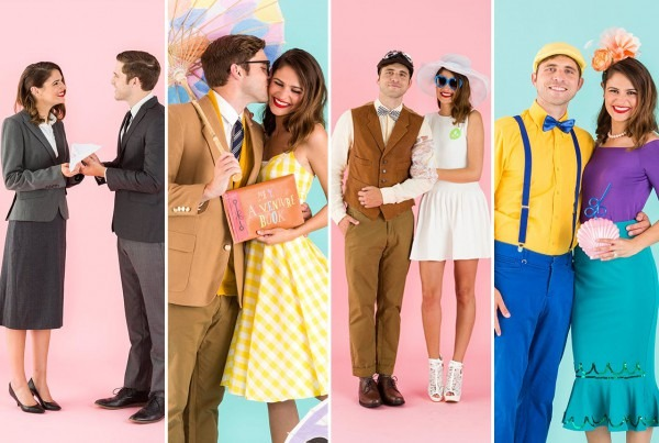These 4 Dapper Disney Couples Costumes Will Give You A Magical