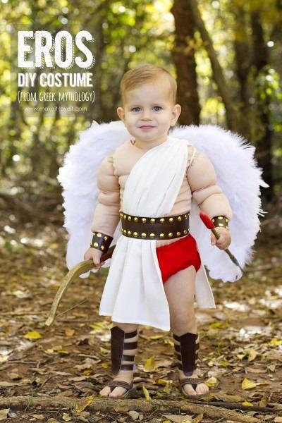 Diy Greek God Costume  Eros – Make It And Love It