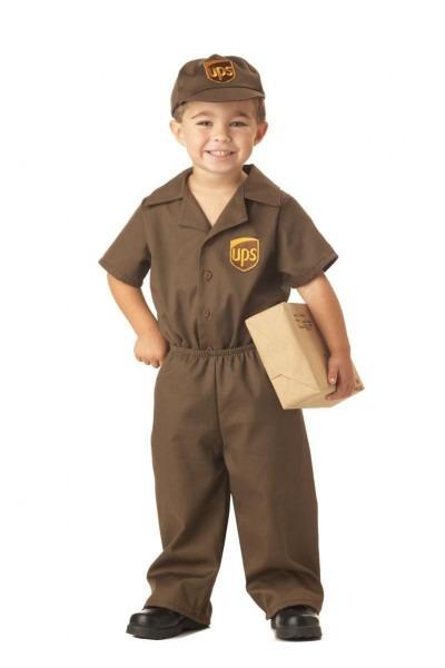 Ups Guy Costume Toddler In 2018