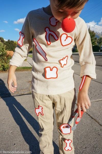 Easy Printable Last Minute Halloween Costumes