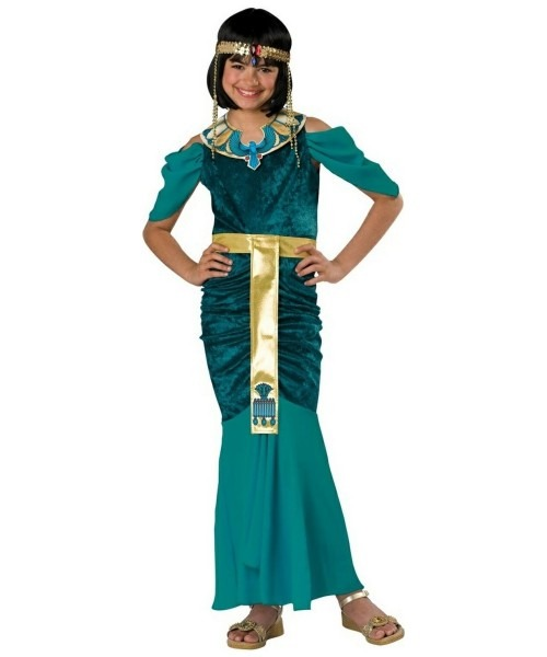 Kids Egyptian Jewel Cleopatra Costume
